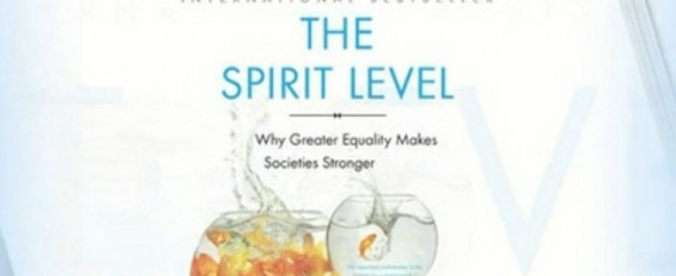 Talk: The Spirit Level – Why Equality is Better for Everyone