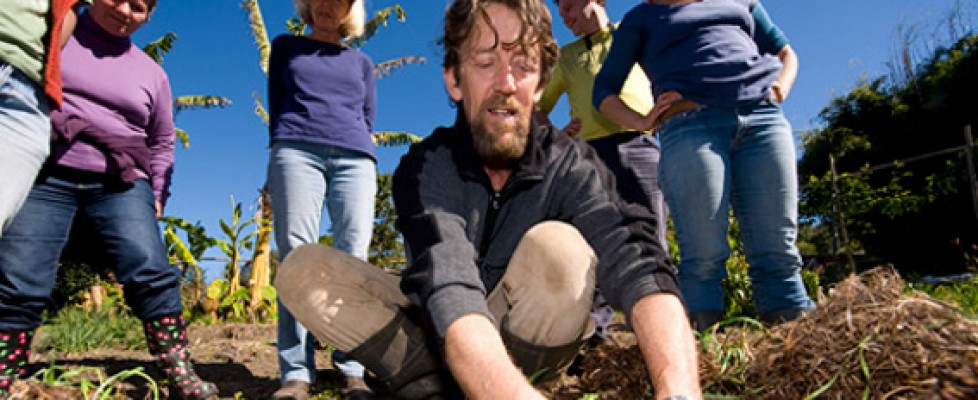 Film: Geoff Lawton's 'Introduction to Permaculture'