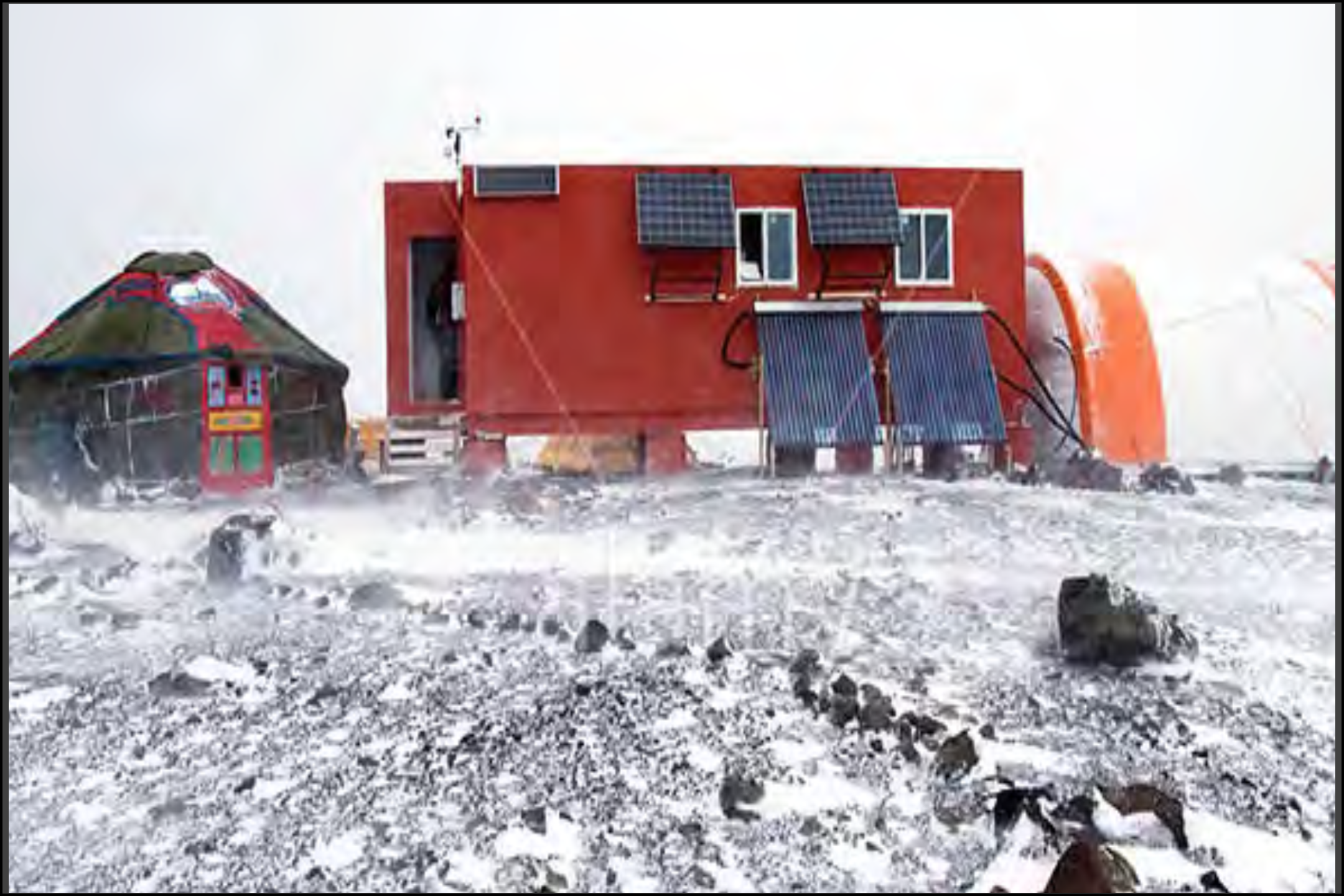 2041 Renewable E Base in Antarctica