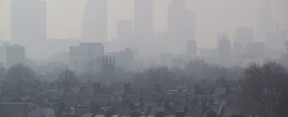 London's Polluted Air