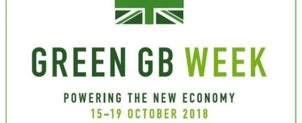 Green GB and NI Week