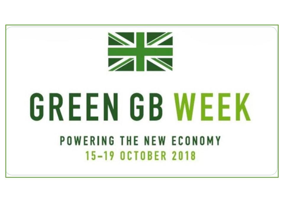 Green GB and NI Week