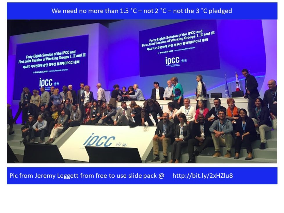IPCC Oct 2018 pic