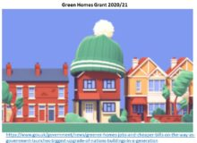 Green Homes Grant press release tea cosy